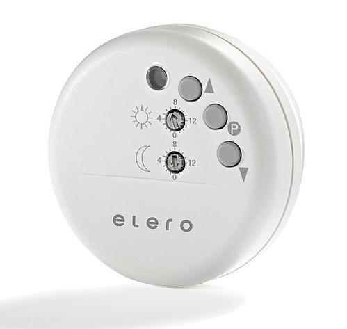 Elero Lumo-868 für Licht, Dämmerung und Glasbruch - Thumbnail