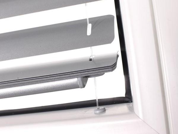 venus lux eine aluminium jalousie f r glasleiste montage. Black Bedroom Furniture Sets. Home Design Ideas