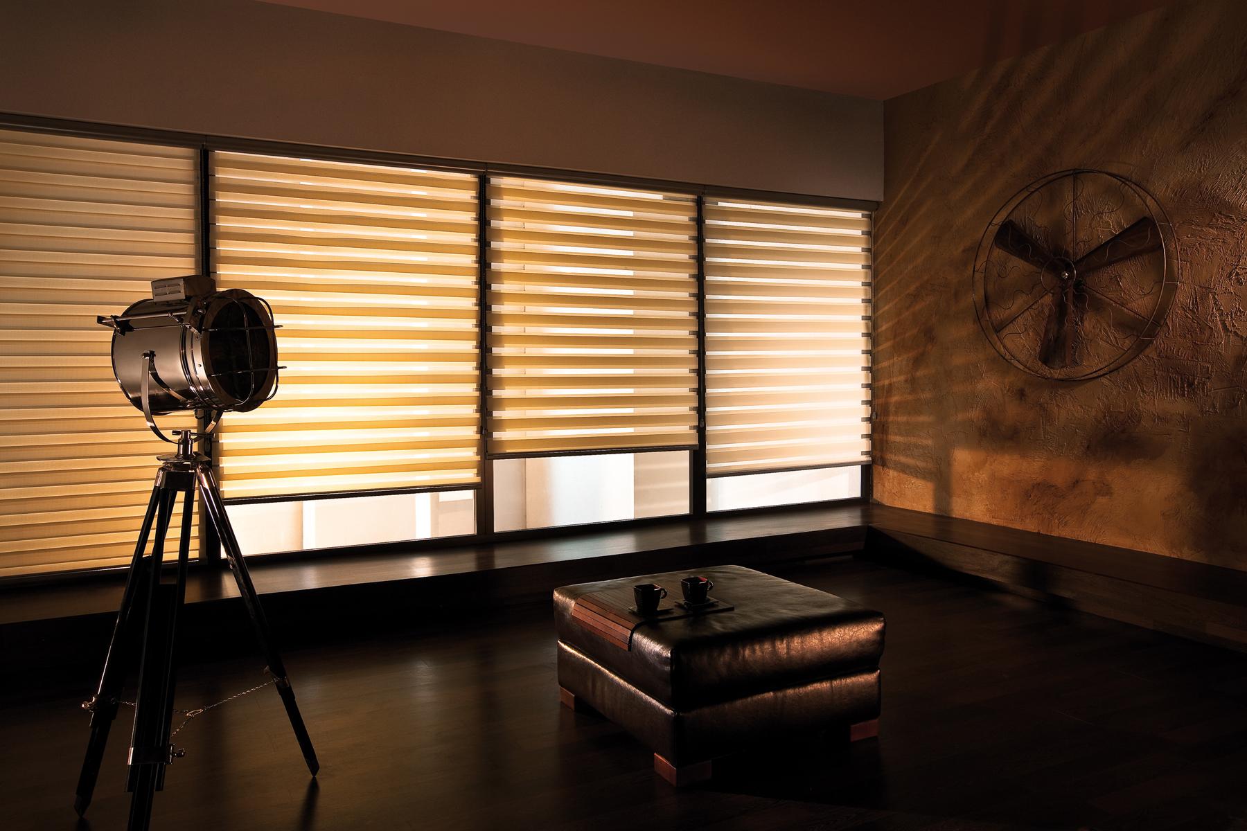 deluxe doppelrollo. Black Bedroom Furniture Sets. Home Design Ideas